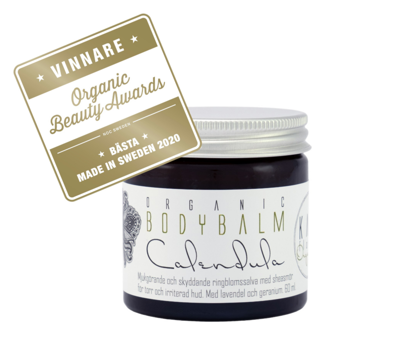 kaliflower organics body balm