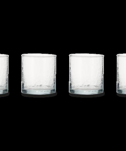 återvunnet glas