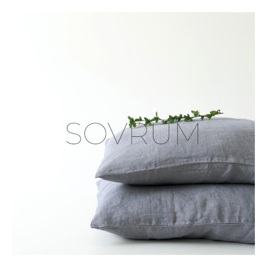 hållbart sovrum