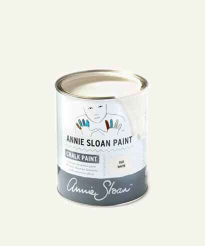 old white annie sloan kalkfärg